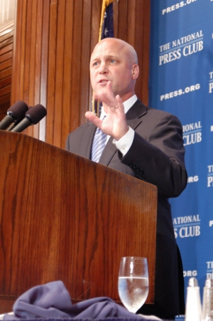 "New Orleans is a ""cool"" and resilient city, Mayor Mitch Landrieu proclaims."