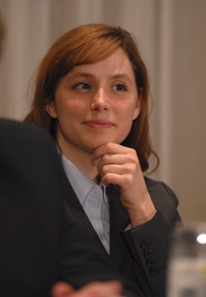 Cynthia Dizikes, MinnPost's Washington correspondent. Photo by Greg Tinius.