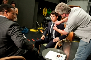Nick Jonas Interview at the Broadcast Operations Center.The National Press Club Broadcast Operations Center is a full-service multimedia production studio offering video production solutions, and studio and editing facilities in...