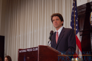 National Commission on Children and Disasters Chairman and Save the Children Vice Pres. Mark K. Shriver.Photo: Terry Hill