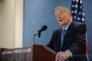 Senator Kit Bond Critiques President's New Strategy for Afghanistan-PakistanPhoto: Sam Hurd