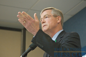 Bob Edgar, President and CEO, Common Cause.Photo: Michael Foley