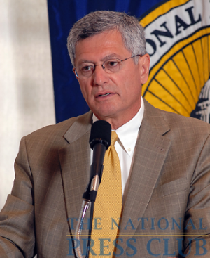 The Hon. Allen Biehler, P.E., Secretary, Pennsylvania Department of Transportation and President, American Association of State Highway and Transportation Officials, addresses The Freight Stakeholders Coalition Newsmaker about the pending highway...