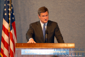 MSNBC's Joe Scarborough at a June 18 NPC book event.Photo: PerfecT PicTure T