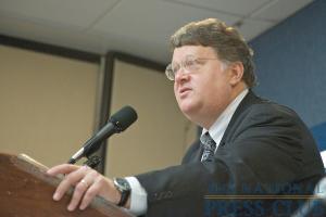 Scott Horton, Professor at Colombia Law School.Photo: Michael Foley