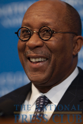 U.S. Trade Representative Ron Kirk discusses the Obama Administration's trade agenda at a March 9 National Press Club Luncheon. Ambassador Kirk detailed the need to seize foreign trading opportunities and...