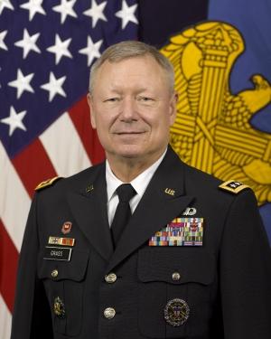 Gen. Frank J. Grass, chief of the National Guard Bureau