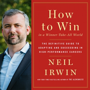New York Times reporter Neil Irwin to discuss new book on June 26.