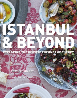 """International food writer Robyn Eckhardt and photographer David Hagerman will take you on a journey through Turkey with their cookbook, """"Istanbul & Beyond,"""" at a multi-course wine dinner on Wednesday, Nov. 1."""