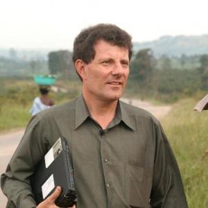 Pulitzer Prize-winning New York Times columnist Nicholas Kristof.