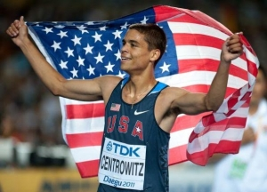 2016 Olympics gold medalist Matthew Centrowitz will appear with his two-time Olympian father at a Nov. 21 NPC Newsmaker event.