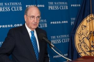 Former Senate Majority Leader George Mitchell