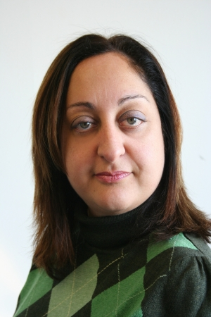 Nooshin Erfani-Ghadimi, project coordinator of the Wits Justice Project.