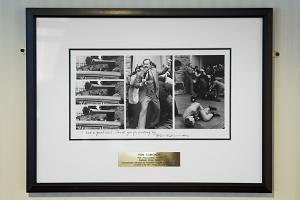 Pulitzer Prize-winning photos of Reagan assassination attempt.