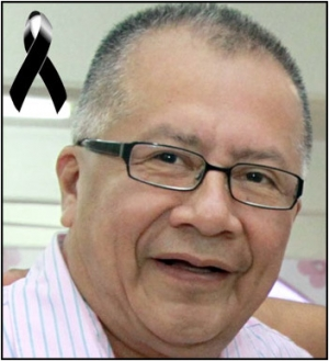 Slain journalist Miguel Angel Lopez Velasco.