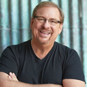 Rick Warren, founder and senior pastor of evangelical Saddleback Church in California and a member of the board of directors of the Museum of the Bible