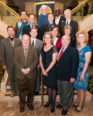 The 2013 Club Board of Governors