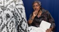 "NPC Book Rap - Donna Brazile & ""Hacks"""