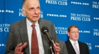 NPC Luncheon: Ralph Nader & Grover Norquist