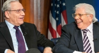 The Kalb Report with Bob Woodward & Carl Bernstein