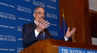 NPC Luncheon: Attorney General Eric Holder