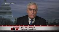 William McCarren speaks about Emilio Gutierrez on Democracy Now!