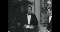 Franklin Delano Roosevelt Becomes an NPC Member