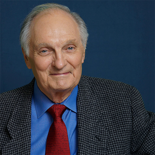 Alan Alda - Clear+Vivid