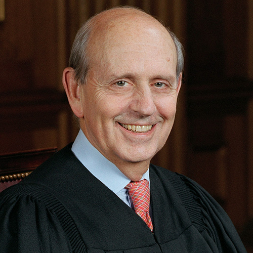 Justice Stephen Breyer