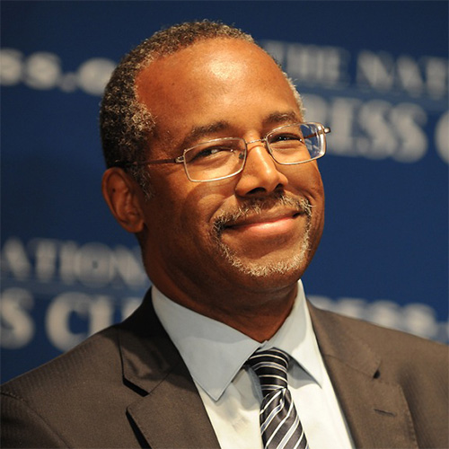 NPC Luncheon with Dr  Ben Carson, Author and Republican
