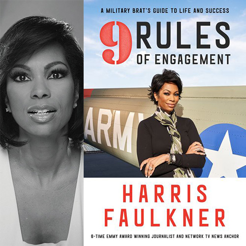 Harris Faulkner - 9 Rules of Engagement