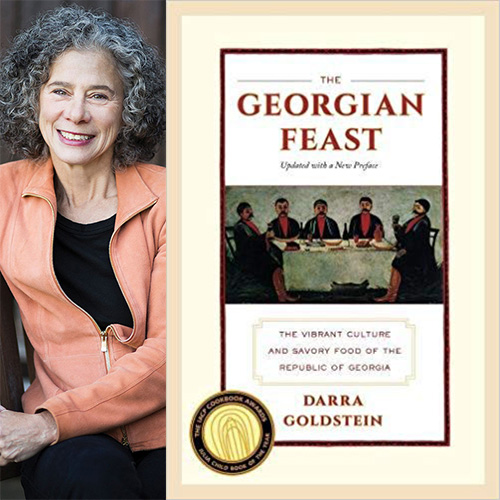Darra Goldstein, The Georgian Feast