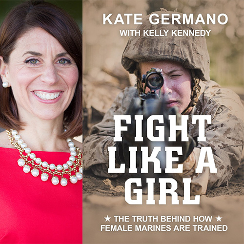 Kate Germano - Fight Like a Girl