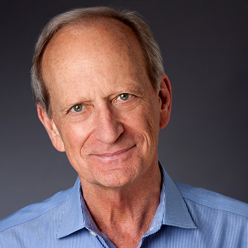 Earth Day organizer Dennis Hayes
