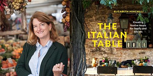 Elizabeth Minchilli - The Italian Table