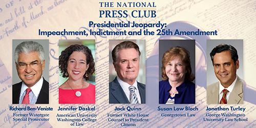Presidential Jeopardy