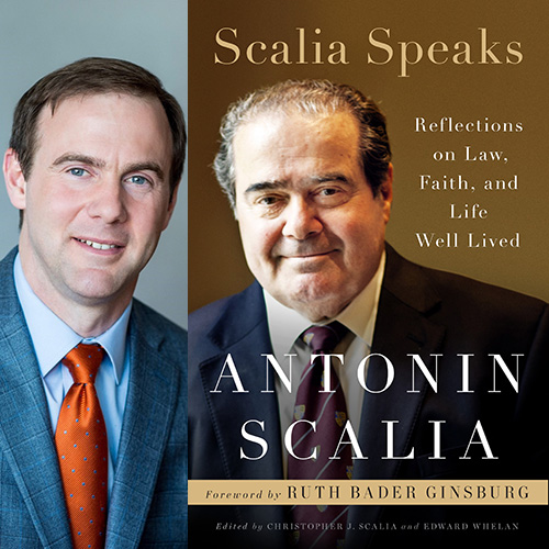"Christopher Scalia - ""Scalia Speaks"""