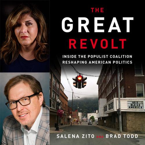 Salena Zito and Brad Todd - The Great Revolt
